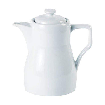 Porcelite Traditional Coffee Pot 23.5oz - Coffeecups.co.uk