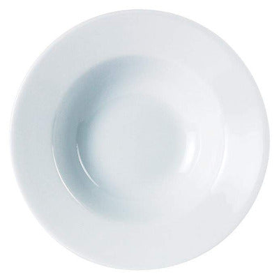 Porcelite Winged Pasta Plate 30cm - Coffeecups.co.uk