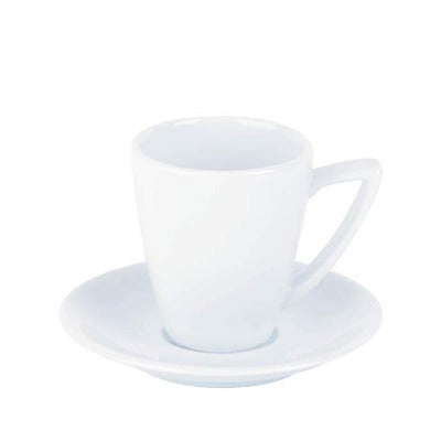 Porcelite Napoli Double Espresso Cup 4oz - Coffeecups.co.uk