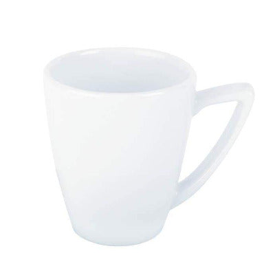 Porcelite Napoli Latte Cup 8oz - Coffeecups.co.uk