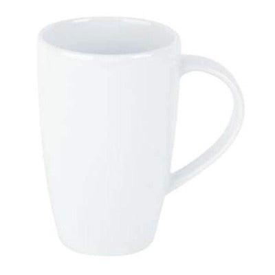 Porcelite Mocha Latte Mug 11oz - Coffeecups.co.uk