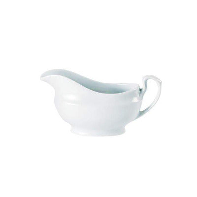 Porcelite Gravy Boat 14oz - Coffeecups.co.uk