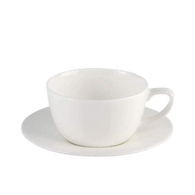 Porcelite Connoisseur Cappuccino Cup 9oz - Coffeecups.co.uk