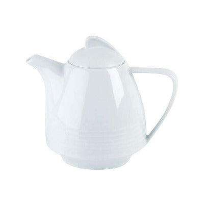 Porcelite Focus Coffee Pot 35oz - Coffeecups.co.uk
