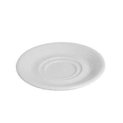 Porcelite Focus Double Well Saucer 15cm - Coffeecups.co.uk