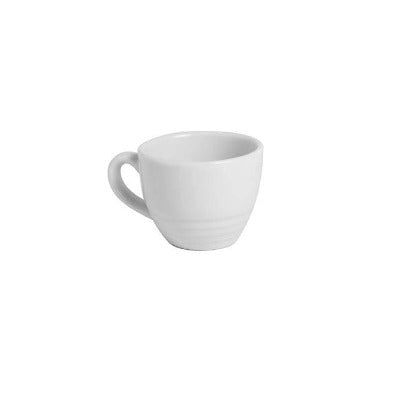Porcelite Focus Espresso Cup 3oz - Coffeecups.co.uk