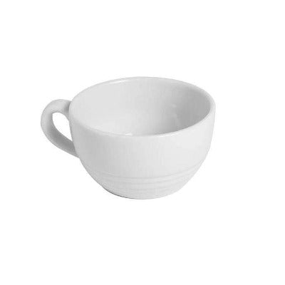 Porcelite Focus Cappuccino Cup 9oz - Coffeecups.co.uk