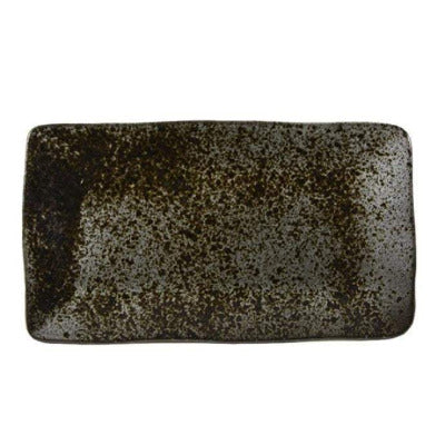 Rustico Ironstone Rectangular Plate 36.5 x 21cm - Coffeecups.co.uk
