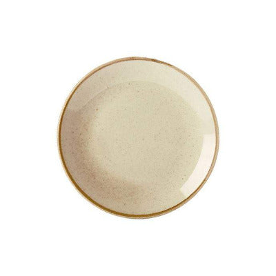 Porcelite Seasons Coupe Plates 18cm - Coffeecups.co.uk