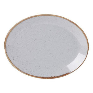 Porcelite Seasons Oval Plates 30cm - Coffeecups.co.uk