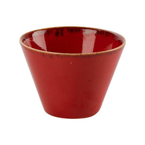 Porcelite Seasons Conic Bowls 400ml - Coffeecups.co.uk