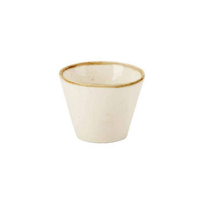 Porcelite Seasons Conic Dip Pots - Coffeecups.co.uk