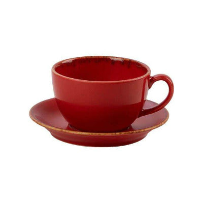 Porcelite Seasons Cappuccino Cups 12oz - Coffeecups.co.uk