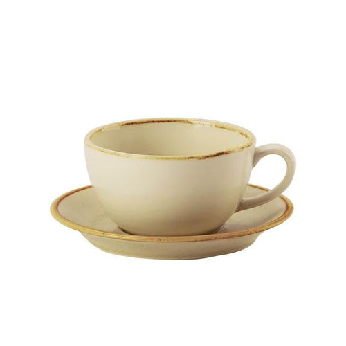 Porcelite Seasons Cappuccino Cups 9oz - Coffeecups.co.uk