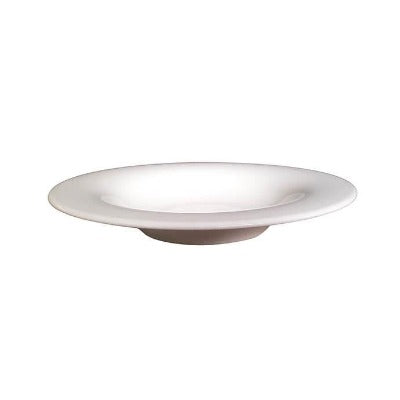 Academy Fine China Finesse Soup Plate 24cm - Coffeecups.co.uk