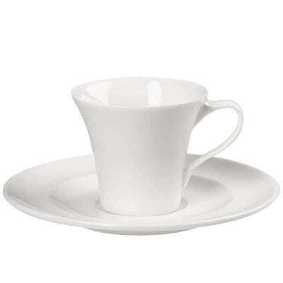 Academy Fine China Cappuccino Cup 12oz - Coffeecups.co.uk