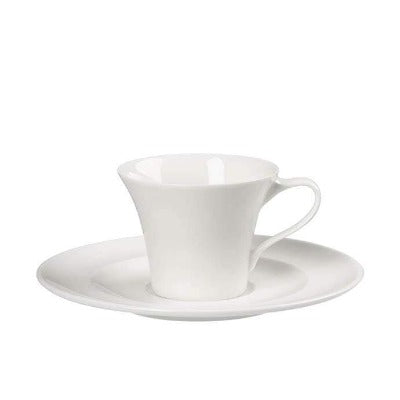 Academy Fine China Cappuccino Cup 9oz - Coffeecups.co.uk