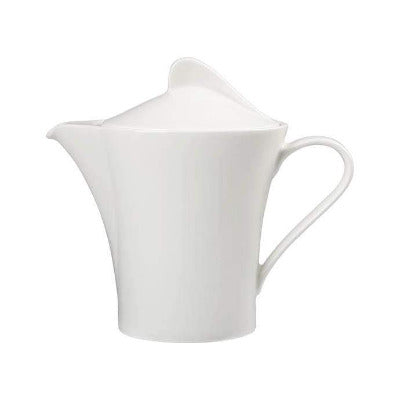 Academy Fine China Tea Pot 28oz - Coffeecups.co.uk