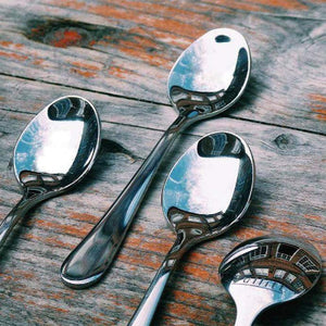 Bullitt Espresso Spoon (Dozen) - Coffeecups.co.uk