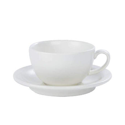 Australian Fine China Standard Cappuccino Cup 7.5oz - Coffeecups.co.uk