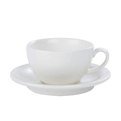 Australian Fine China Standard Cappuccino Cup 10.5oz - Coffeecups.co.uk