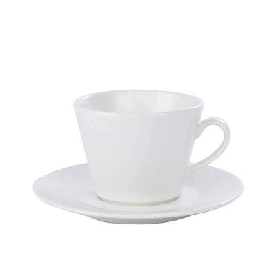Australian Fine China Contemporary Cappuccino Cup 7oz - Coffeecups.co.uk