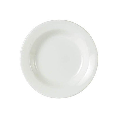 Australian Fine China Rimmed Soup Plate 23cm - Coffeecups.co.uk