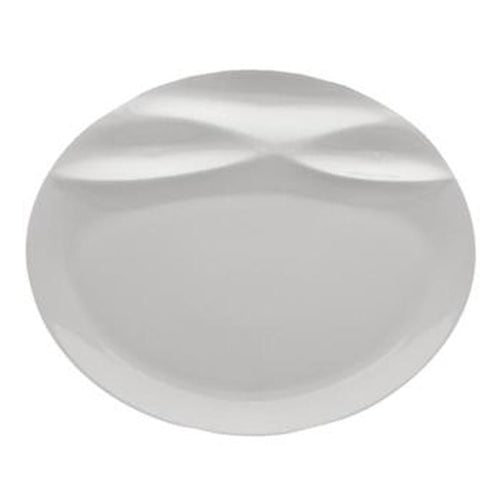 Signatures Mares Oval Plate 32cm - Coffeecups.co.uk