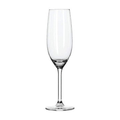 Drop Champagne Flute 7.75oz - Coffeecups.co.uk