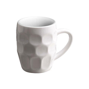 Ceramic Dimple Mug 12oz - Coffeecups.co.uk