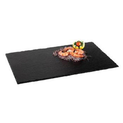 Natural Slate Tray GN 1 53 x 32.5cm - Coffeecups.co.uk