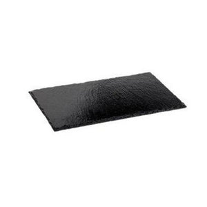 Natural Slate Tray GN 1/3 32.5 x 17.6cm - Coffeecups.co.uk