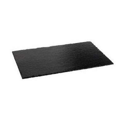 Natural Slate Tray GN 1/4 26.5 x 16.2cm - Coffeecups.co.uk
