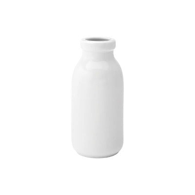Mini Ceramic Milk Bottle 4.5oz - Coffeecups.co.uk