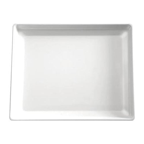 Melamine GN Tray White 32.5 x 26.5cm - Coffeecups.co.uk
