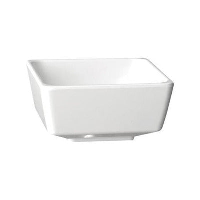 Melamine Square Bowls 12.5cm - Coffeecups.co.uk