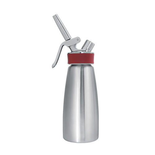 iSi Stainless Steel Gourmet Whipper 500ml - Coffeecups.co.uk