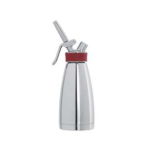 iSi Stainless Steel Thermo Whipper 500ml - Coffeecups.co.uk