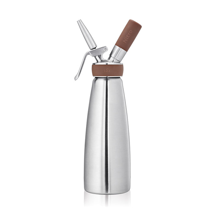 iSi Stainless Steel Nitro Whipper 1 Litre - Coffeecups.co.uk