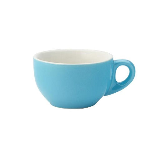 Barista Latte Blue Cup 10oz