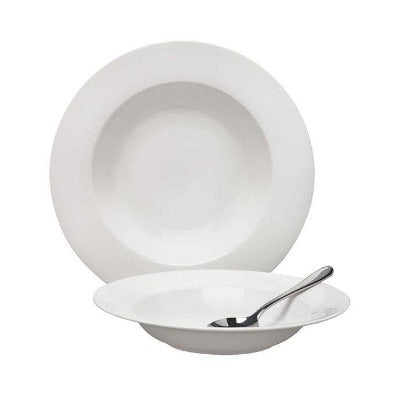 Elia Glacier Rimmed Plate 24cm - Coffeecups.co.uk