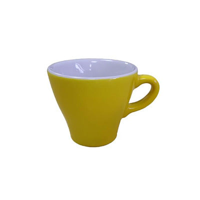 Enrica Cappuccino cup YELLOW 280ml/10oz