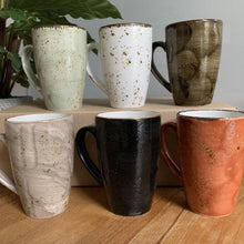 Steelite Craft Quench Mug Selection Box (6 Mugs Mixed Colours)
