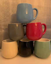 Barista Mug Selection Box (6 x 15oz Mugs in Range of 6 Colours)