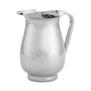 TableCraft Remington Stainless Steel Water Pitcher 2.3L | Coffeecups.co.uk