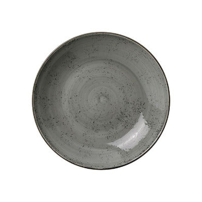 Steelite Urban Smoke Coupe Bowl 21.5cm | Split Boxes Available | Coffeecups.co.uk