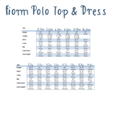 Kids Fionn Polo top and dress