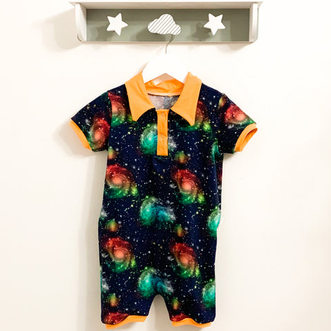 Kids Polo Romper