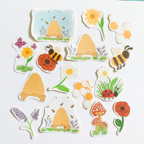 Paper Stickers Sets