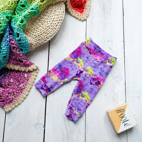 3-6M All Seasons Joggers